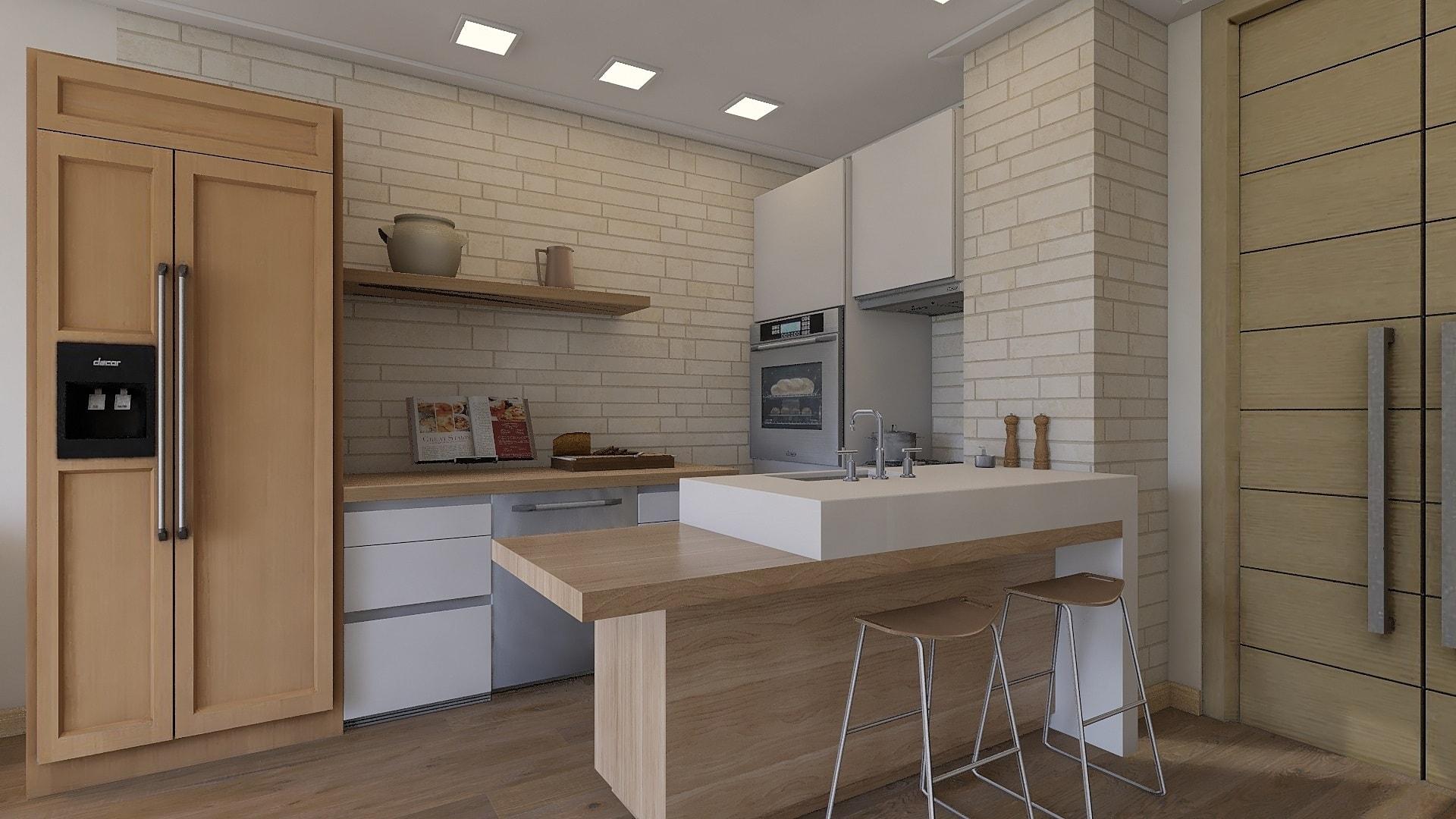 Интериорен дизайн апартамент