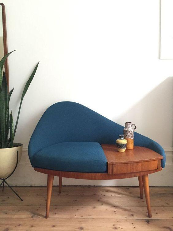 Мулти функционална мебел от средата на миналия век