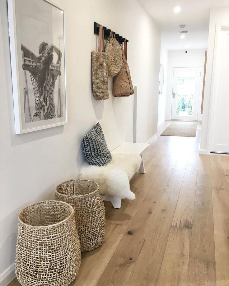 Дървен под в Скандинавски стил