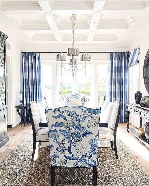 Dining room fabrics